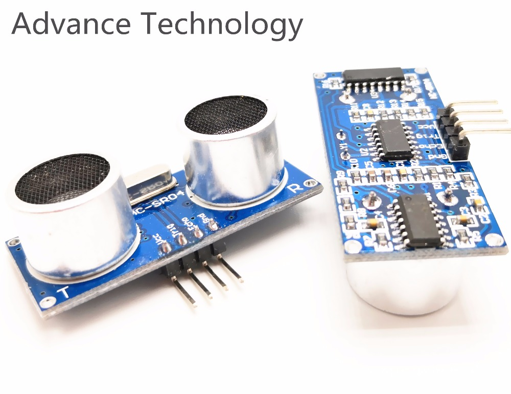 1pcs only good quality Ultrasonic Module HC-SR04 Distance Measuring Transducer Sensor HC SR04 HCSR04 image