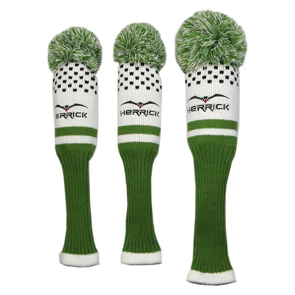 Golf Clubs Headcover Knitting wool