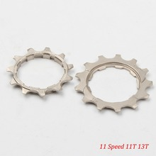 RACEWORK 10/11 Speed 11T 13T Bike Flywheel Small Tooth Repair Piece Bicycle Cassette For Mountain And Road bike