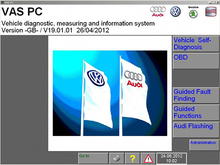 VAS-PC Flash Discs for seat and skoda [12.2016] VAG Flash Discs for use with VAS PC and ODIS-E software(China (Mainland))