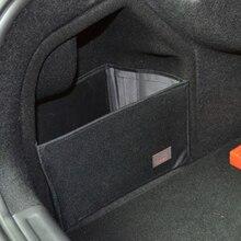 Коробка для хранения заднего багажника, авто сумка для хранения для Citroen C5 2010-, авто аксессуары для интерьера