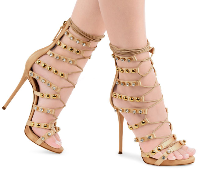 New Arrival Summer Wedding Party Dress Shoes Women High Heel Sandals Fashion Crystal Rivets Studded Lace Up Ankle Strap Sandals женское платье summer dress 2015cute o women dress