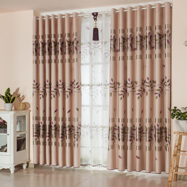 quality home deco curtains for living room curtains for windowsquality home deco curtains for living room curtains for windows french window print jacquard curtain modern brief modern cotina