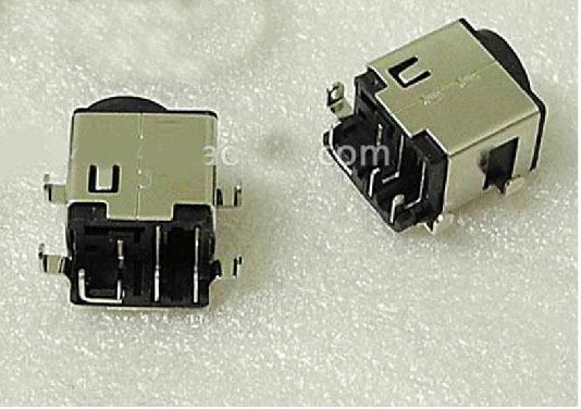 ShineBear 5X-200X DC Power Jack Connector Power Harness Port Plug Socket for Samsung NP 300E 300V 305E 305V 350 350 355 Series DC Jack Cable Length: 10 PCS