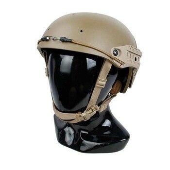 Free Shipping AFDE 2017 Version AF Helmet ( DE ) Outdoor Tactical Protection Helmet