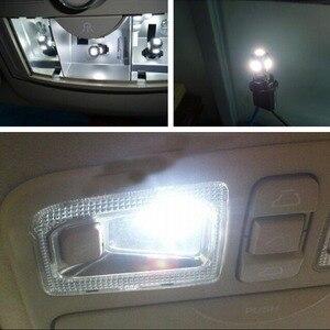 Image 5 - Safego 10 pièces de lampe de voiture Canbus 5 SMD LED 5050 194, sans erreur, T10 W5W 168, canbus OBC, LED, Source lumineuse de voiture, lumière latérale, sans erreur, LED