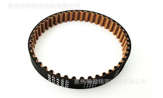 Synchronous belt W10 S5M0225G Tajima embroidery machine parts belt width 10mm synchronous belt W10x225G 623100050000 TFKN STKN