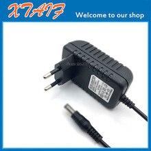 Adaptador dc de alta qualidade, 9.5v ac dc carregador para teclado de casio piano AD E95100LW SA 46 SA 47 SA 76