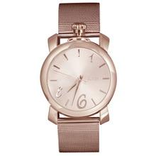 Top Marque De Mode De Luxe Montres Femmes D'or Montre Casual Montre À Quartz Étanche Femelle Montre Horloge Pour Féminin