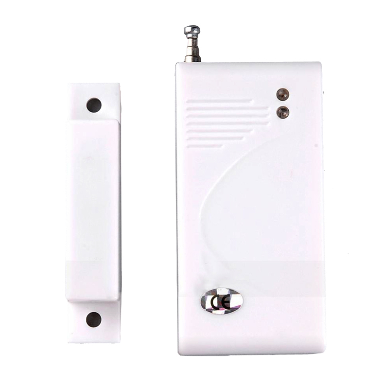 433 Mhz Contact Wireless Magnet Sensor Detector Window Gateway SD998(China)