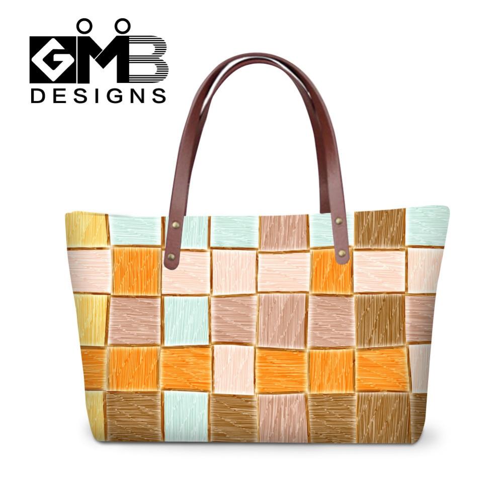 11e6ec7a62f3 Vintage Style Women Handbags Casual Patchwork New Designer Hand Tote Bags  Ladies Travel Shoulder Bags Big Capacity Shopping Bag