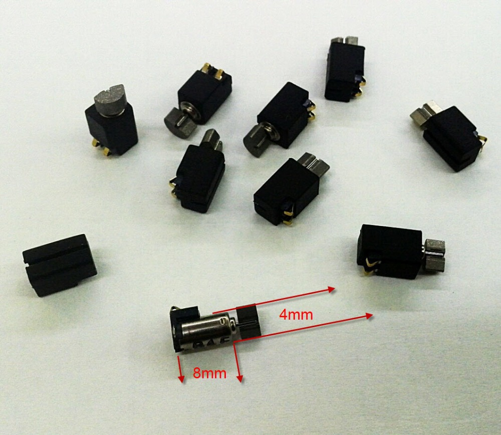 mobile vibrator motor