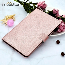 hot deal buy tablet leather case for ipad pro 9.7 2016 cases smart tablet stand cover for ipad air 3 a1673 a1674 a1675 flip glitter bling