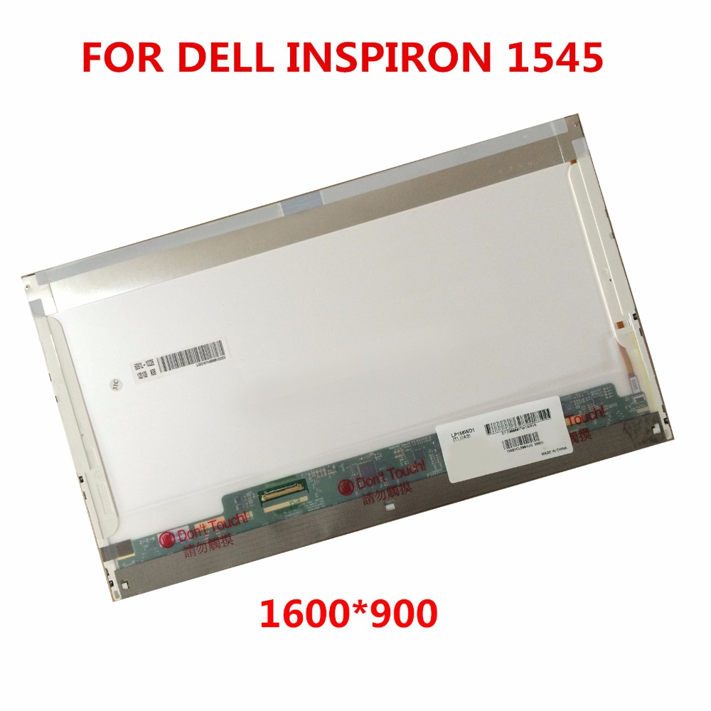 NEW 15.6 Matrix laptop LED screen LP156WD1-TLA1 LP156WD1-TLB1 LTN156KT02 B156RW01 V.3 FOR DELL INSPIRON 1545 5pcs/lot by DHL/EMS