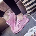 summer Han edition a breathable and lazy man shoes for soft bottom coconut joker sport leisure female size 35-40