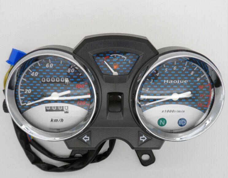 Высокое качество для HJ125-8Э gn125 мотоцикл мотоцикл инструмент сборки мотоциклов запчасти аксессуары,motorccycle одометр спидометр