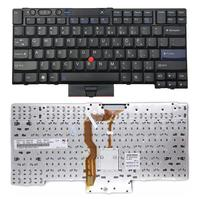 New Arrival Laptop Replacement Keyboard US Ver for Lenovo ThinkPad T410 T420 T510 T520 W510 W520 X220