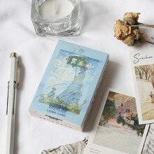 28 листов/Набор печать серии ГАЛЕРЕЯ Lomo карты мини открытка поздравительная открытка рождественские подарки