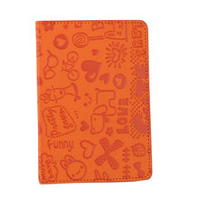 Coin Purse Passport Holder Protector Wallet Business Card Soft Passport Cover tyvek wallet zip pouch purse pussy child naruto ma(China)