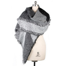 Warm Cashmere Scarves for Women