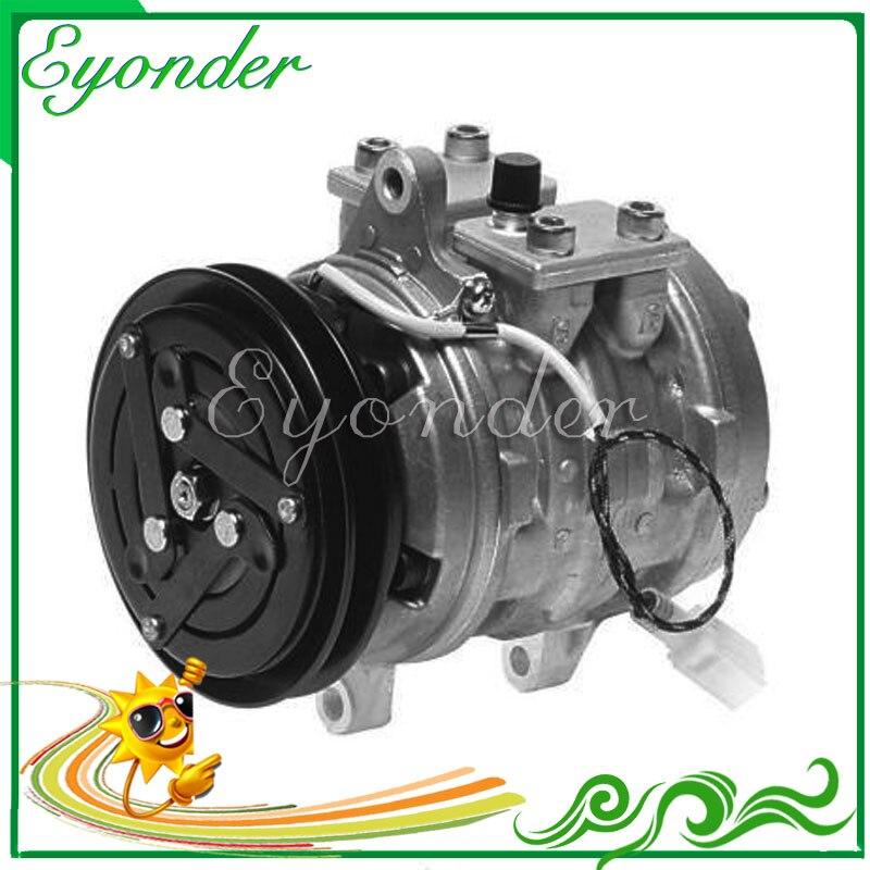 A/C AC Air Conditioning Compressor Cooling Pump for SUZUKI Samurai Sidekick L4 1.3L 471 0294 95230 67A40 9520083080 9523083000 Fans & Kits     - title=