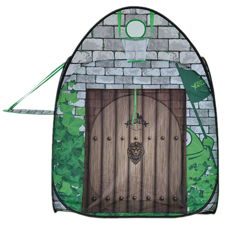 ФОТО Army Green Play Tent Fortable Prince Castle Play House For Children Tents Ocean Ball Toys Kids Tents