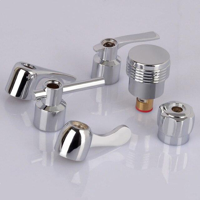 Hohe qualität küche dusche Wasserhahn Griff kartuschenwechsel Tippen ...