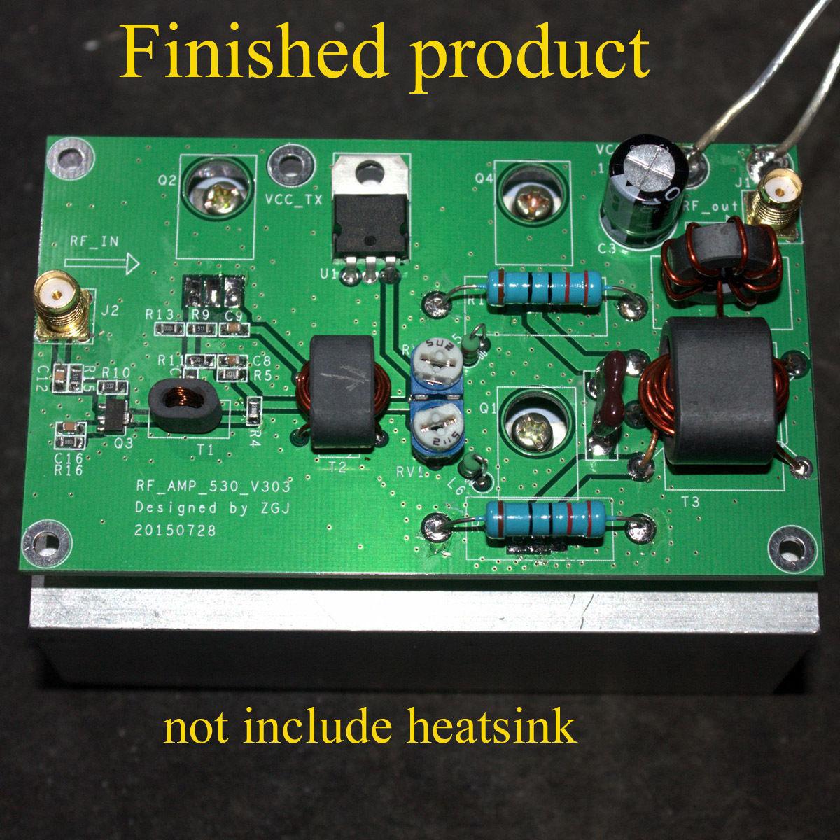 45W SSB linear Power Amplifier Kits for Transceiver Radio HF FM CW HAM