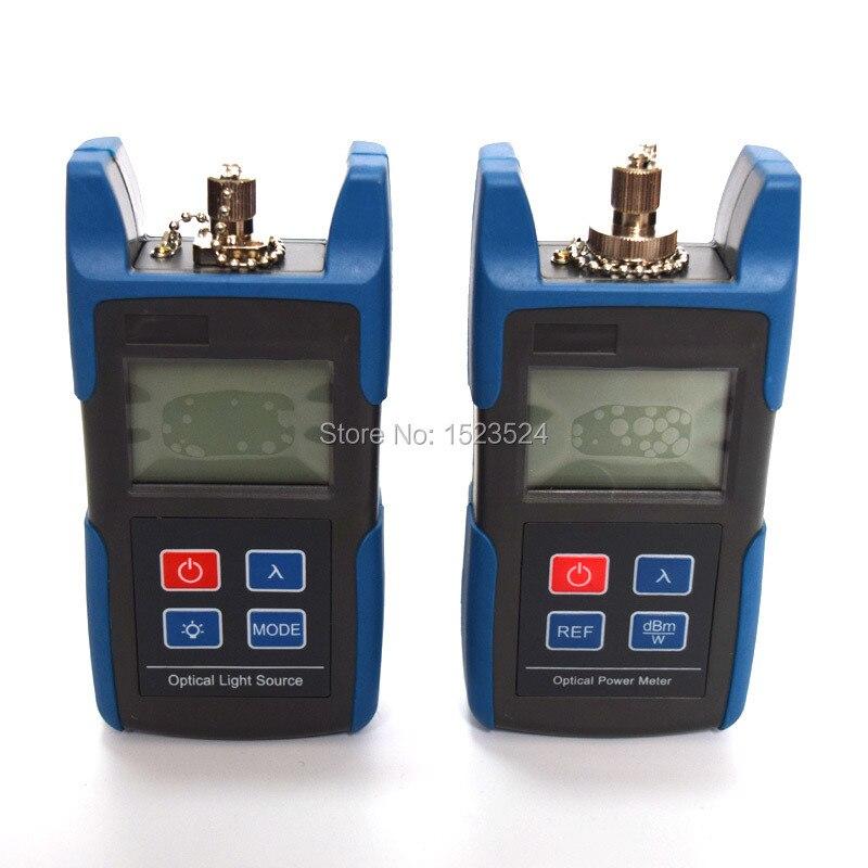 Multimètre optique FTTH TL510A compteur de puissance optique + TL512 1310/1550nm Source de lumière optique - 2