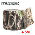 4pcs/lot Elastic Stealth Tape Hunting Military Waterproof Camouflage Tape Airsoft Paintball Gun Rifle Shooting Stretch Bandage