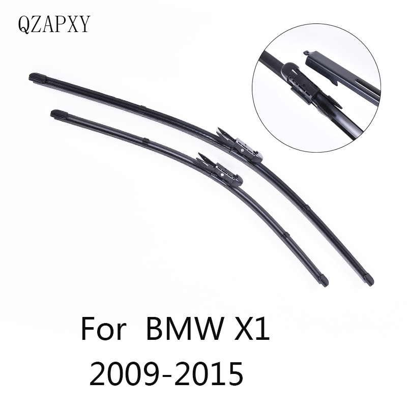 QZAPXY Car Wiper Blades for BMW X1 E84 24