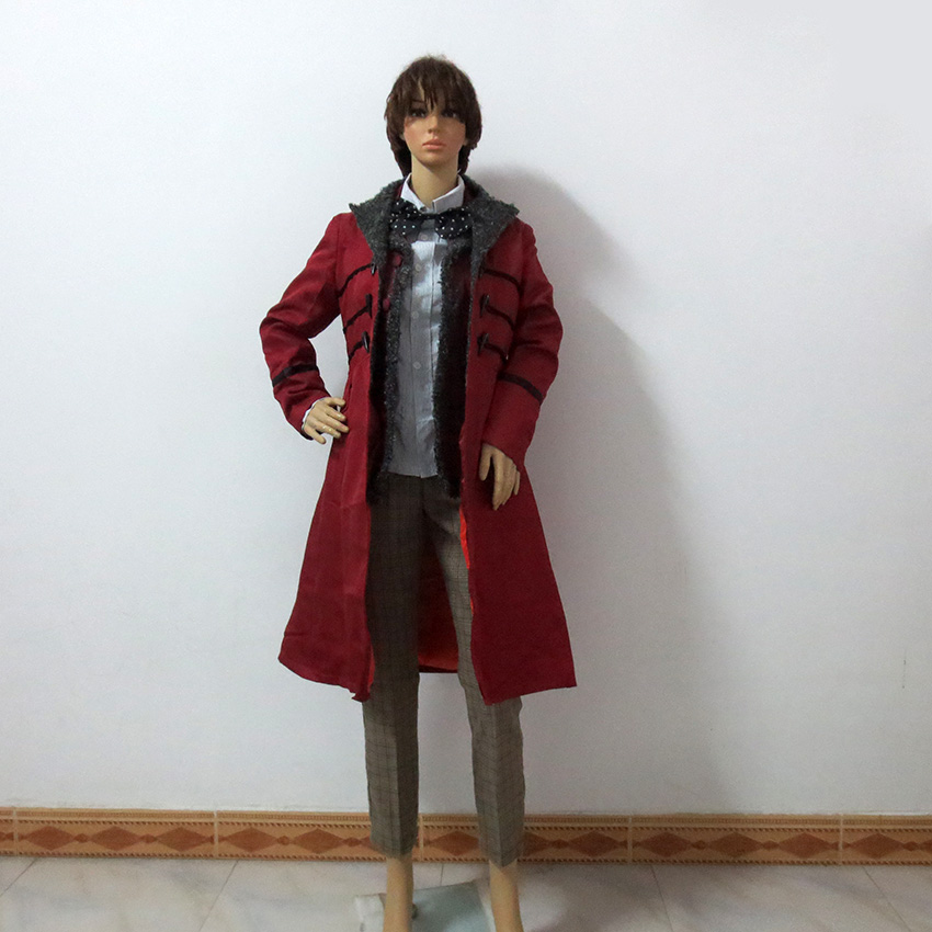 Doctor Who Season 11 Full Set Christmas Party Halloween Uniform Outfit Cosplay Costume Customize Any Size