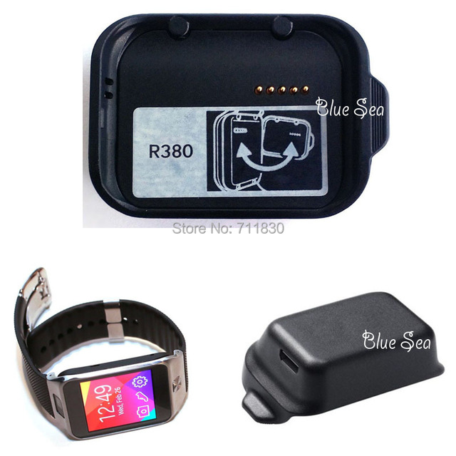 Smartwatch Battery Charger For Samsung Galaxy Gear 2 R380 Station Smart Watch SM Charging