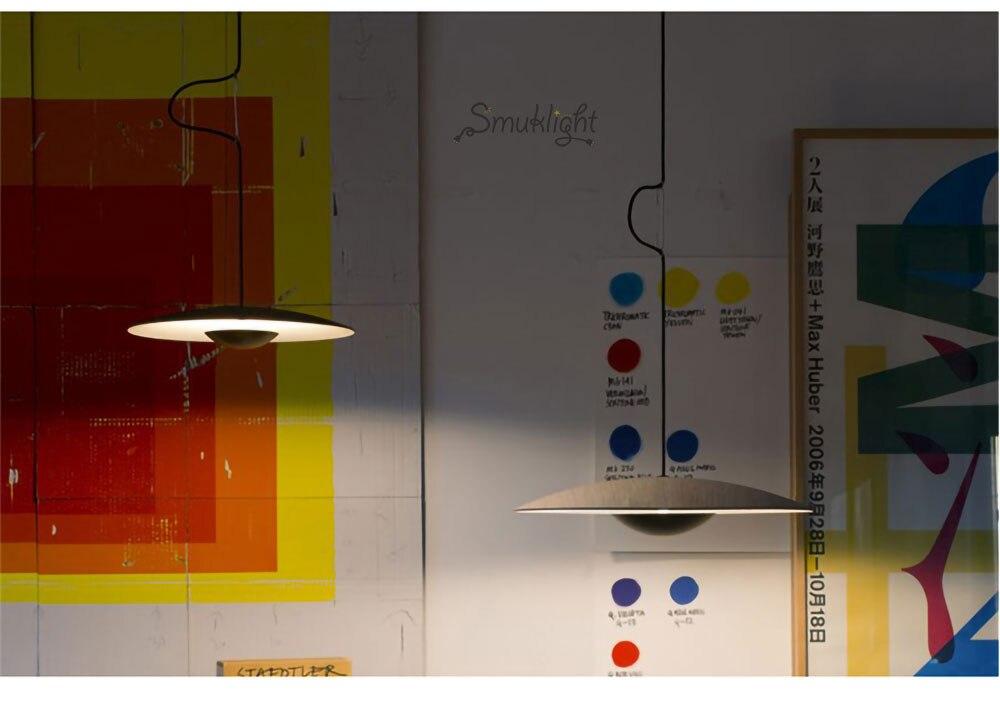 美式简约北欧现代艺术风格意大利设计师客厅餐厅床头吧台卧室吊灯_11
