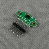 Thinary 10Pcs VL53L0X Time-of-Flight (ToF) Laser Ranging Sensor Breakout 940nm GY-VL53L0XV2 Laser Distance Module I2C IIC