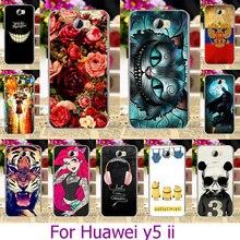 TPU Plastic Case For Huawei Y5 II Y6 ii Compact Y6 ii MINI CUN-U29 Honor 5A LYO-L21 Y5 2 Y5II Y5 2nd 5.0 Case Cover Housing