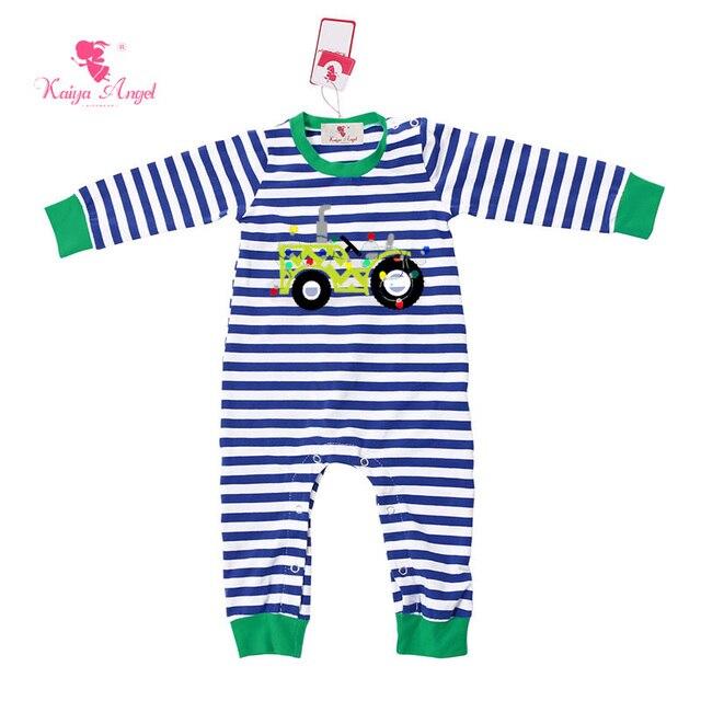 Kaiya Angel Baby Birl Clothes Back To School Baby Rompers Boys