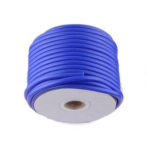 Image 2 - Tubo de aspiración de silicona, manguera de refrigerante, tubería de silicona, Intercooler, ID de tubo de 4mm, 6mm, 8mm, 10mm, 12mm