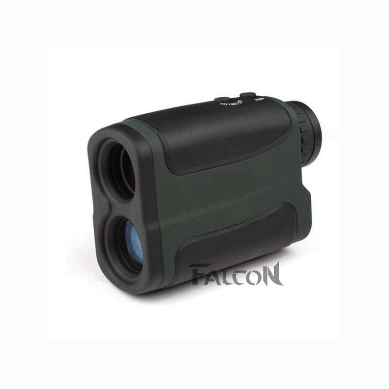 Free Shipping Laser range Distance Meter Rangefinder Range Finder Handheld Monocular 10x25 5-700m/yard Hunting Outdoor maifeng 10x 25mm handheld hunting laser range finder black army green 1 x cr2