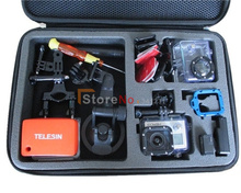 New GoPro Hero 3/2/1 GoPro Accessorie Shockproof Protect Case Carry Bag Box Big