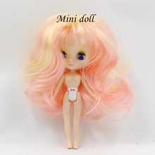ICY Sister Blythe Dolls Pink Hair