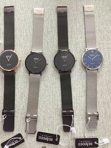 Image 5 - CL036 OEM 여자 시계 사용자 정의 로고 시계 디자인 사용자 지정 브랜드 회사 이름 시계 숙 녀