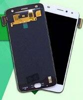 Сенсорный экран телефона в сборе для Motorola Z play xt1635 03 Мобильные аксессуары touch Панель Экран сборки