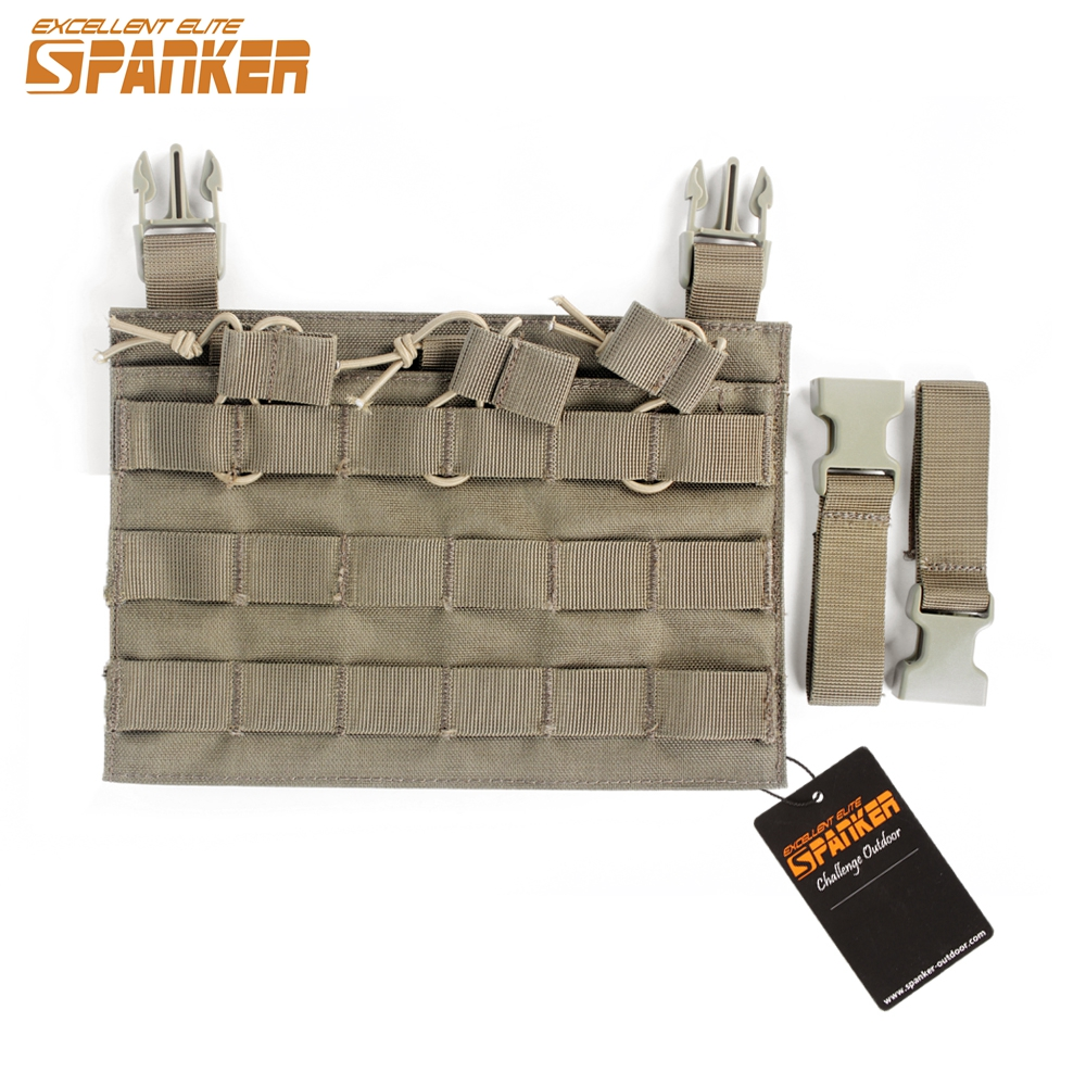 Element Airsoft Tactical Hunting Molle Plate M4 MG Pouch Military Paintball Combat JPC Vest Accessories EP118 wosport tmc transformers cqb lbv molle vest military airsoft paintball combat assault cs field protection vest free shipping