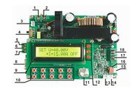 DPS 6015A High Accuracy Programmable High Power Power Supply Module Isolation 485 232 Communication 15A
