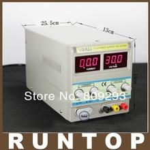 3010D 30 V 10A Regulowany Zasilacz DC moc naprawy telefonu komórkowego test regulowanym zasilaczem