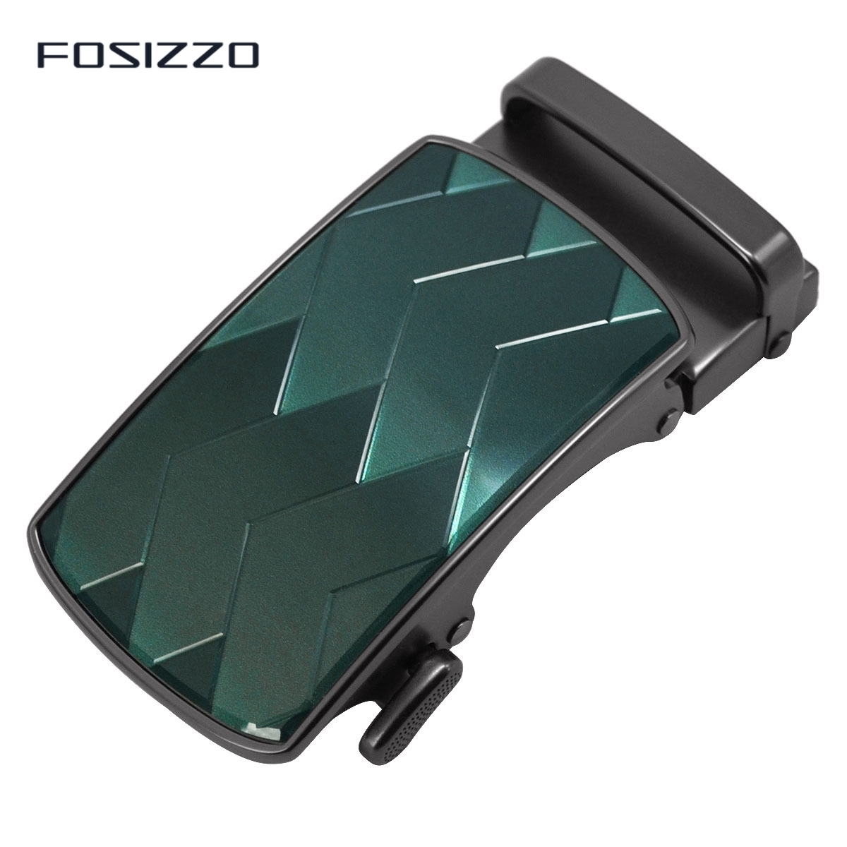 FOSIZZO New Fashion Men's Buckle Zinc Alloy Automatic Buckle 3.6CM #1035