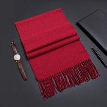 2018 Autumn Winter Unisex Cashere Men Scarf Foulard Plaid Male Scarves Fashion Casual Design Scarfs Men