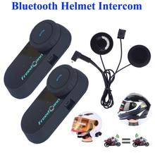 2Pcs Freedconn 800M Interphone Headset Motorcycle Intercom font b Walkie b font font b Talkie b