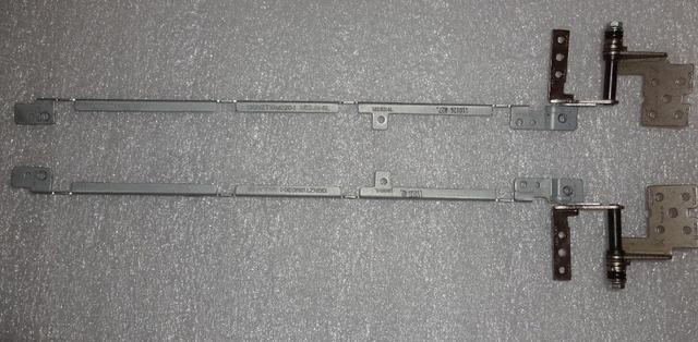 Original LED LCD dobradiça Para ASUS N53 N53DA N53JF N53JG N53JL N53JN N53JQ N53SV N53SN N53SM N53TK N53TA Dobradiças LCD L + R